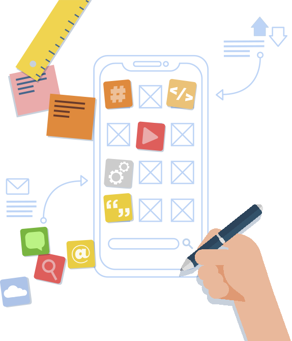 Mobile App Design & Development Services