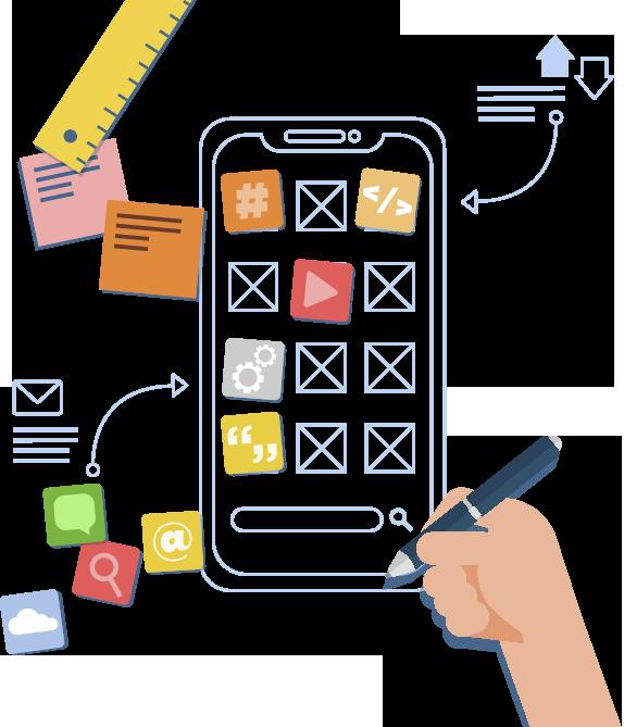 Mobile App Design & Development Services