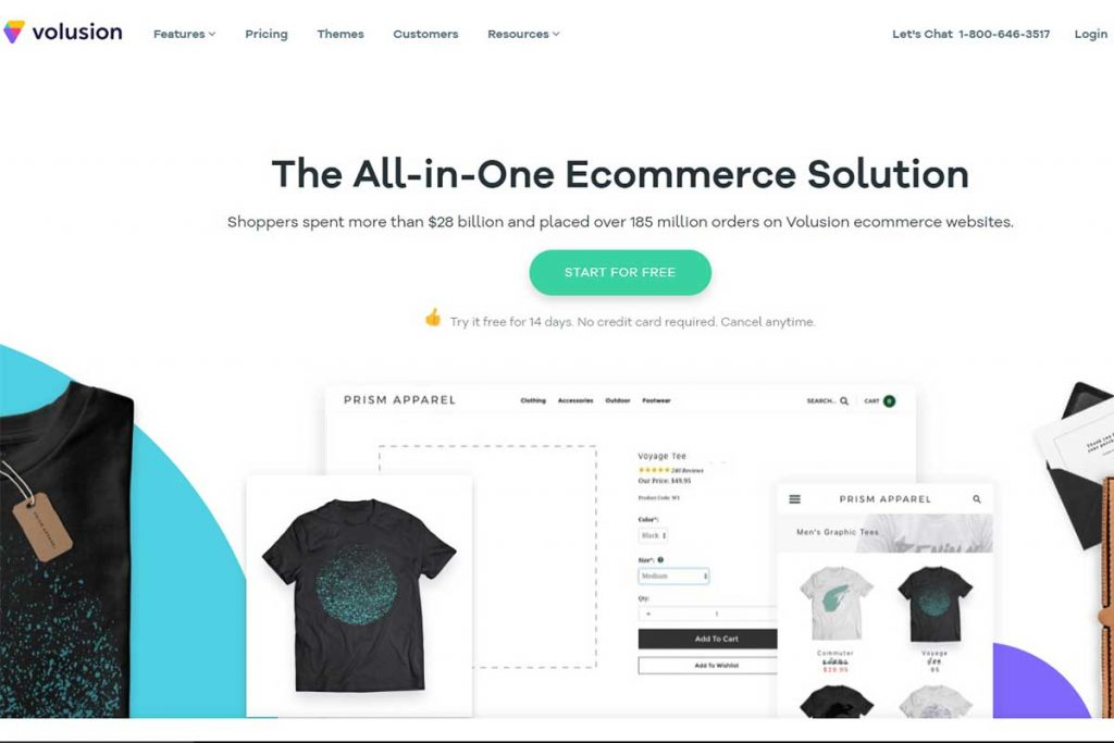 Volusion is the finest hosted CMS Platform to build online stores