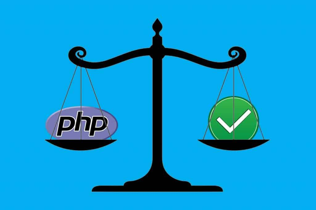 Advantages of PHP programming language for creating intuitive websites