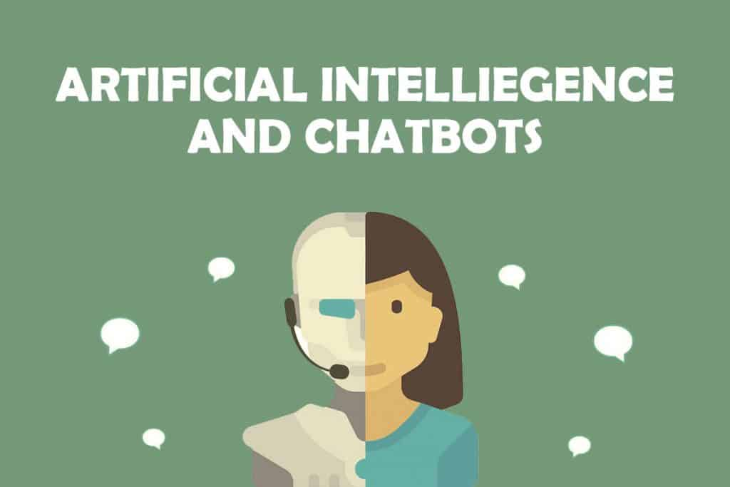AI and Chatbots - web development trend