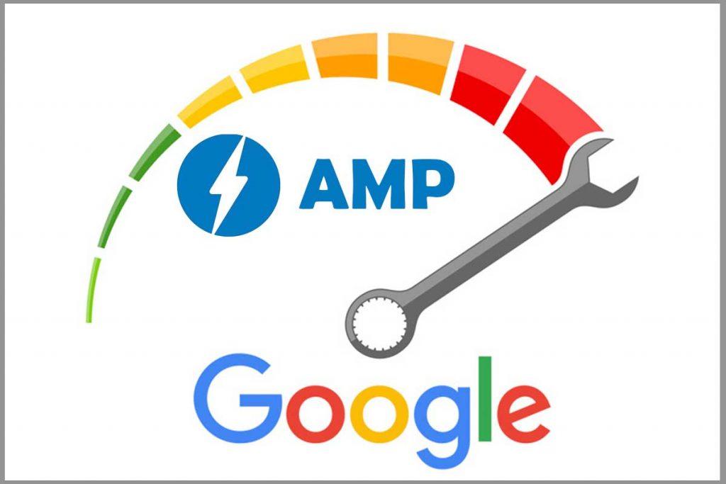 Google AMP - Fast webpage loading