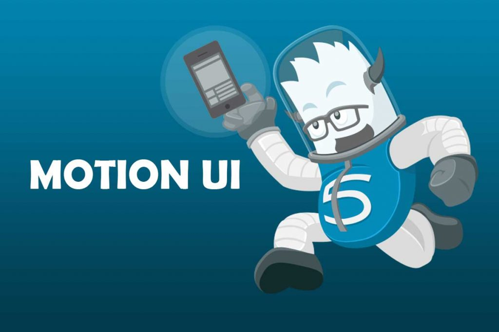 Top trends in web development - Motion UI