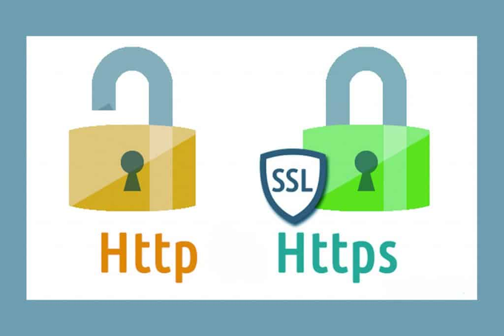 Website security and trend - SSL and HTTPS