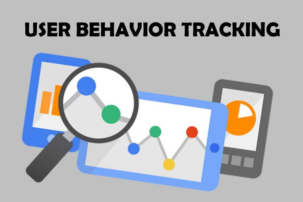 User behavior tracking - web development trends in 2018