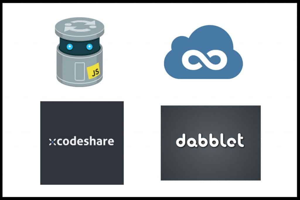 Code Sharing Tools Online