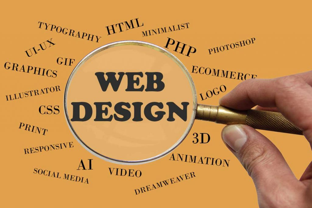 What is Web Design - Insights of Website Design