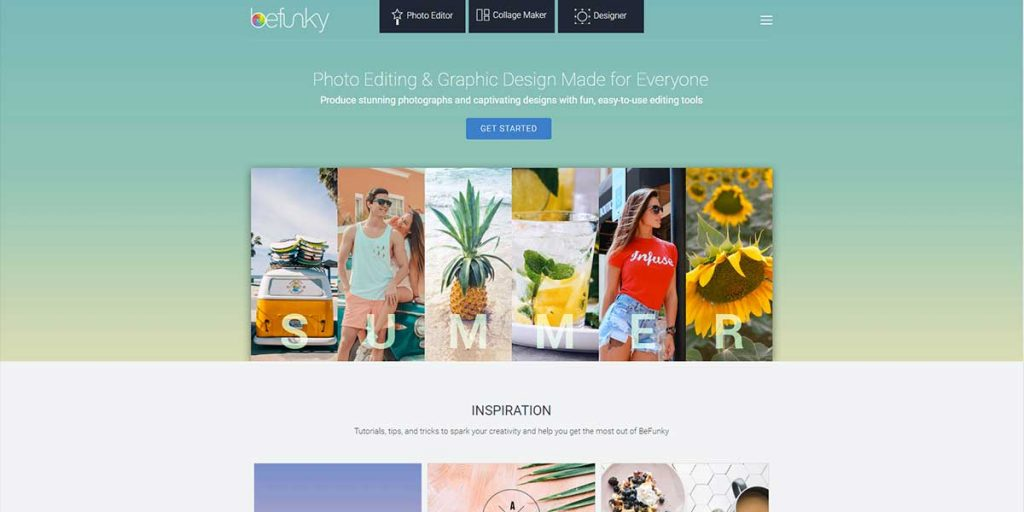 BeFunky - Free Online Graphic Design Tool for Photo Editing