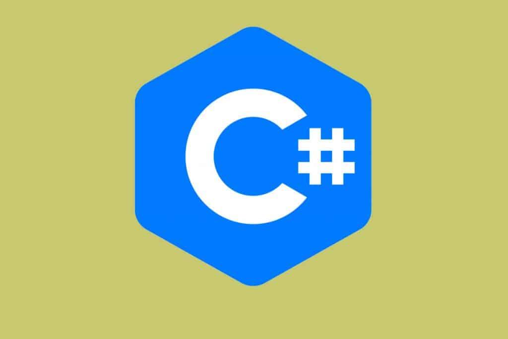C Sharp - Web Development Languages