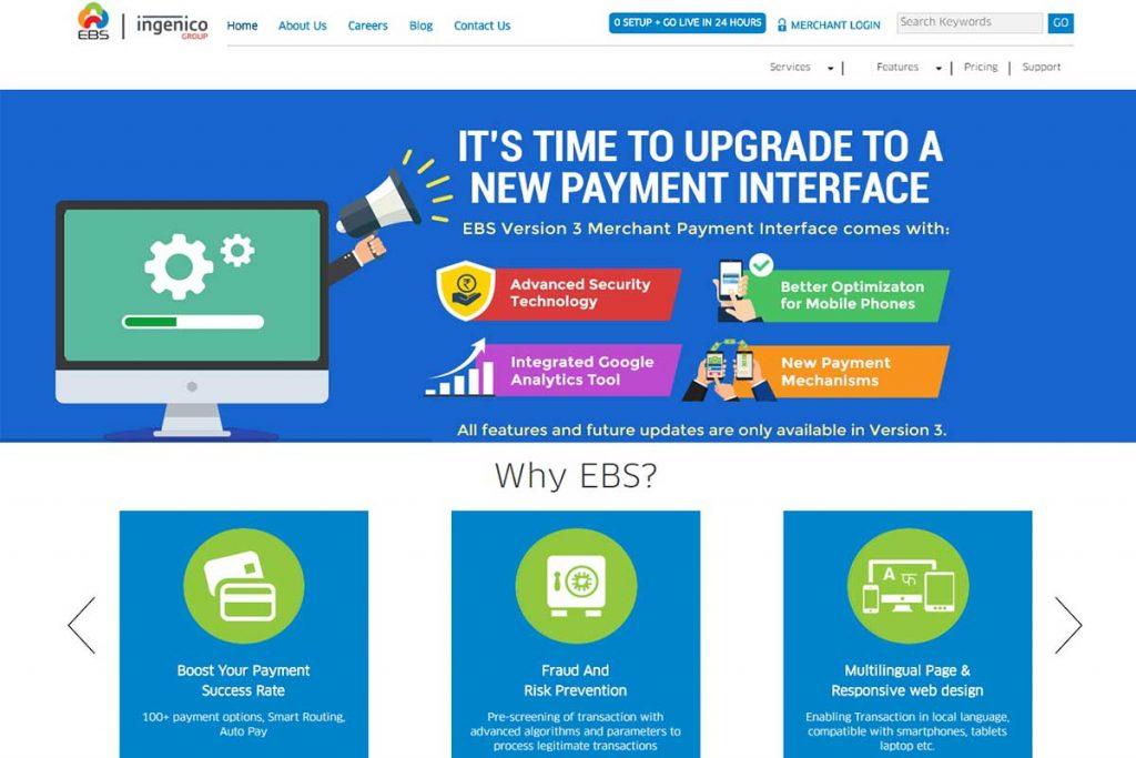 EBS - Best Indian Payment Gateways