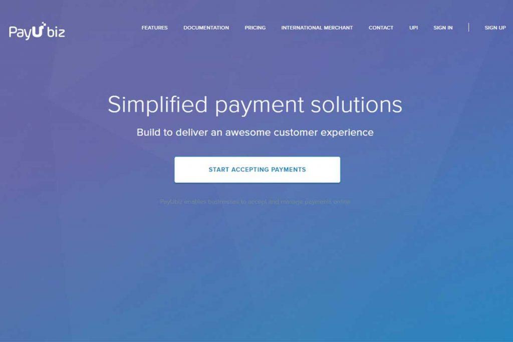 PayUbiz - Top Payment Gateways