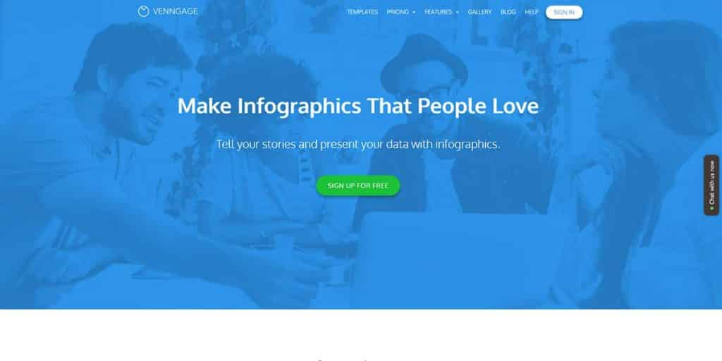 Venngage - Free Online Graphic Design Tools