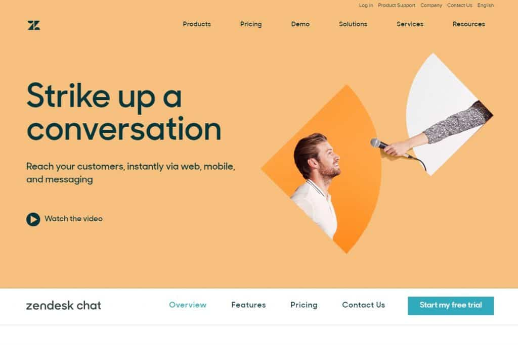 Zendesk Chat - Live Chat Software for Free