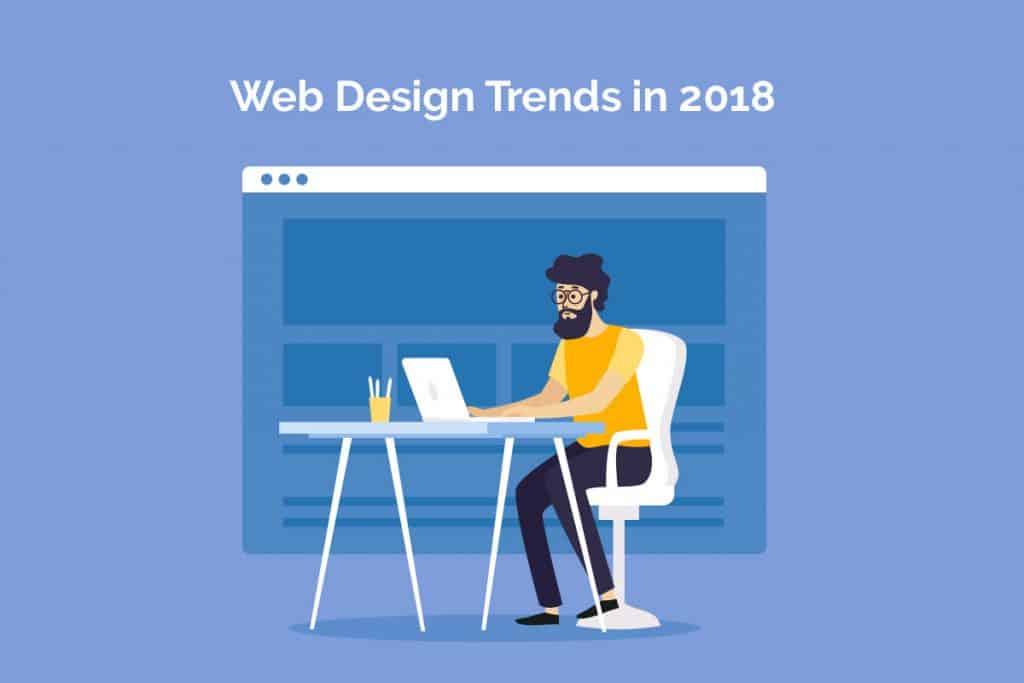 Top Web Design Trends in 2018