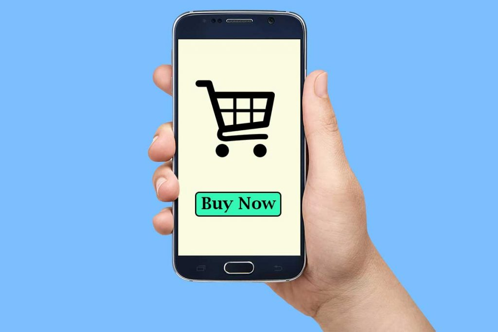 Mobile Commerce - Top Ecommerce Trends
