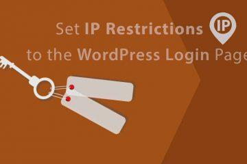 Set IP Restrictions