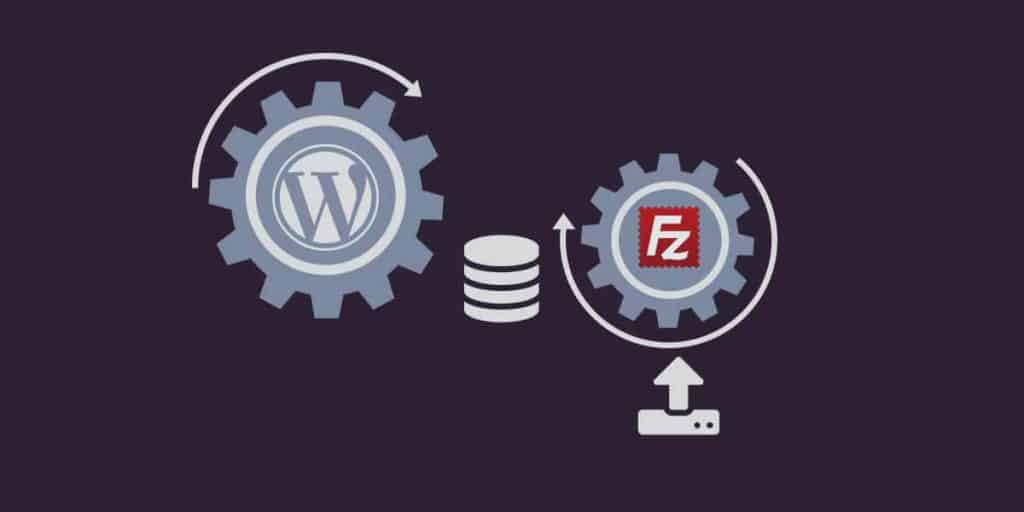 install wordpress using ftp