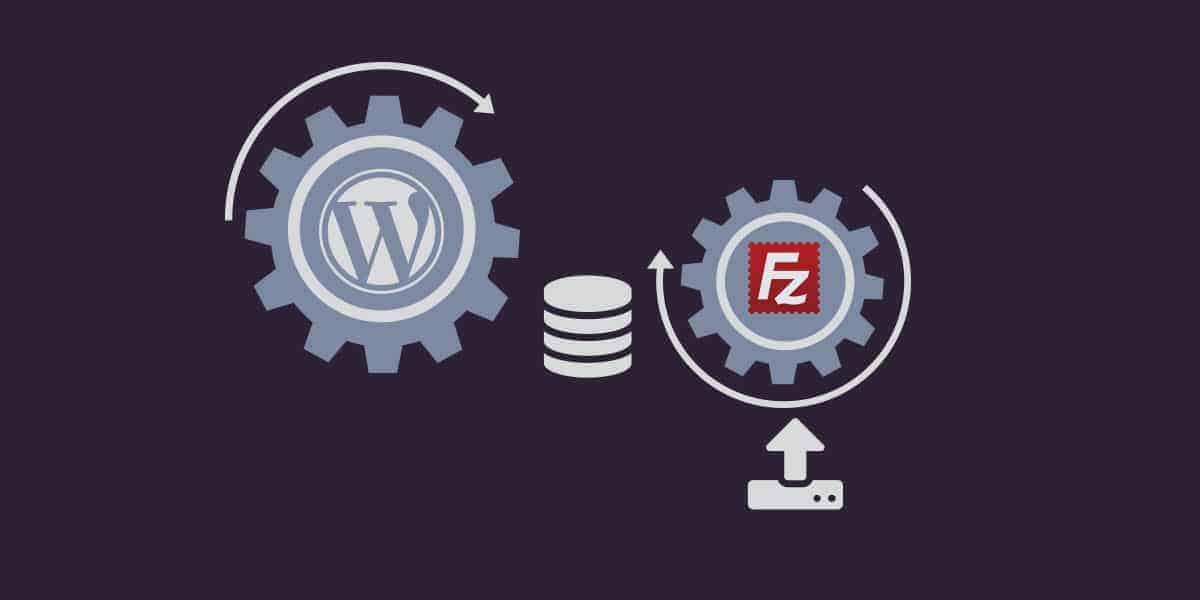 How To Install Wordpress Using FTP Filezilla - Intlum