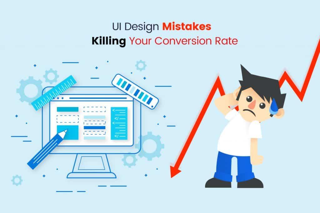 Common UI Design Mistakes