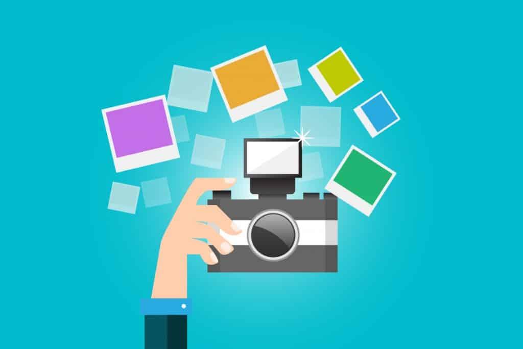 Using Stock Image - UI Design Mistake