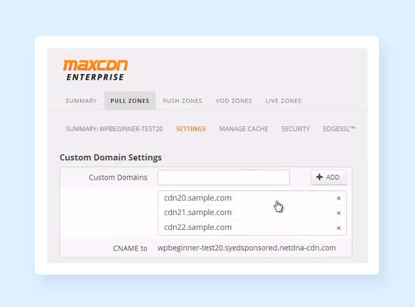MaxCDN for Reducing Website Loading Time