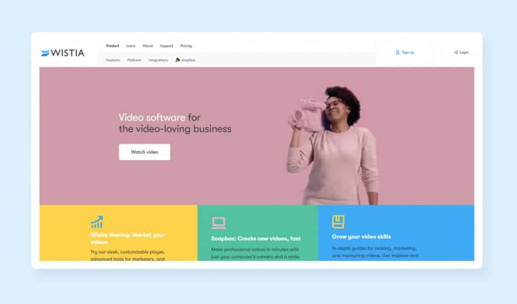 Wistia Video Integration to Speed up Website