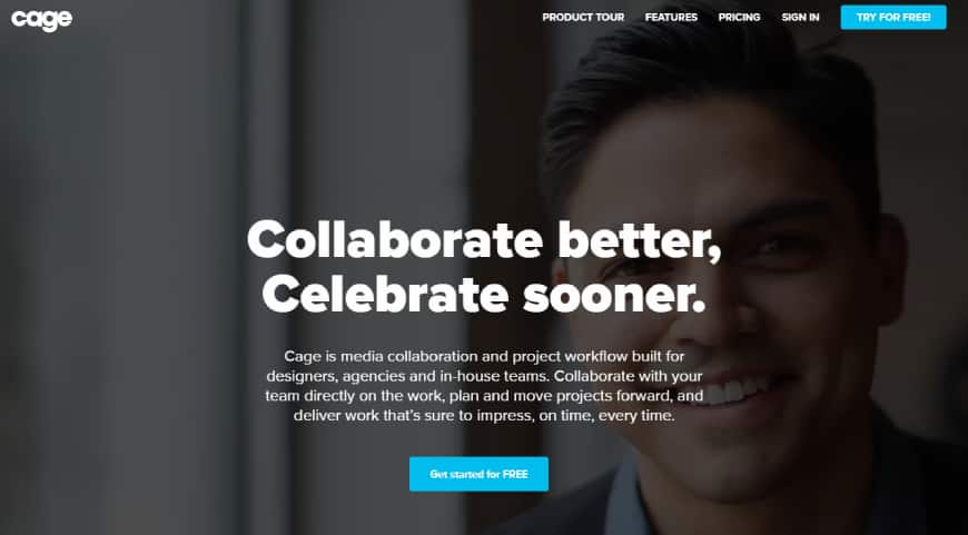 Cage - Project Collaboration tool
