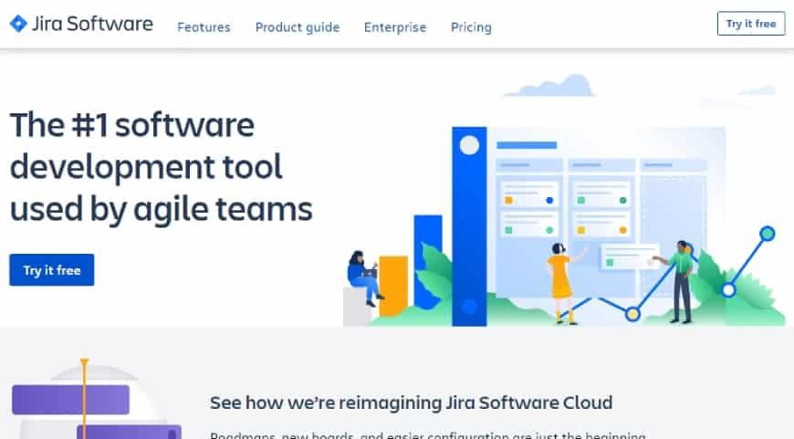 Jira - Project management app