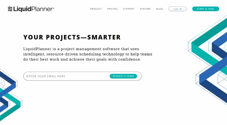 LiquidPlanner - Project planning and management tool