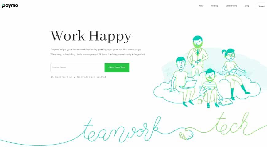 Paymo - Team Collaboration tool