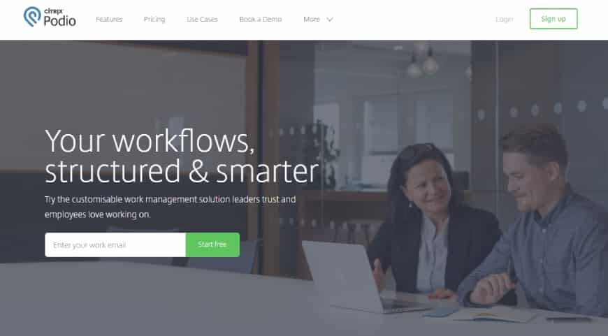 Podio - Project Management Tool