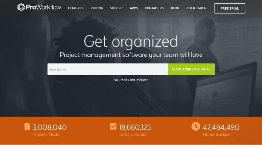 Proworkflow - Business management tool