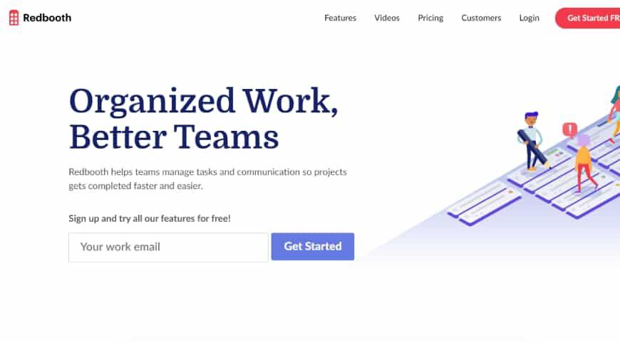 Redbooth - Work management software