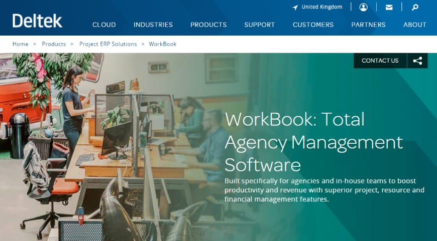 WorkBook - PMS for all business
