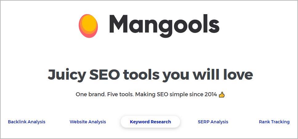 Mangools - Best SEO Tools Online