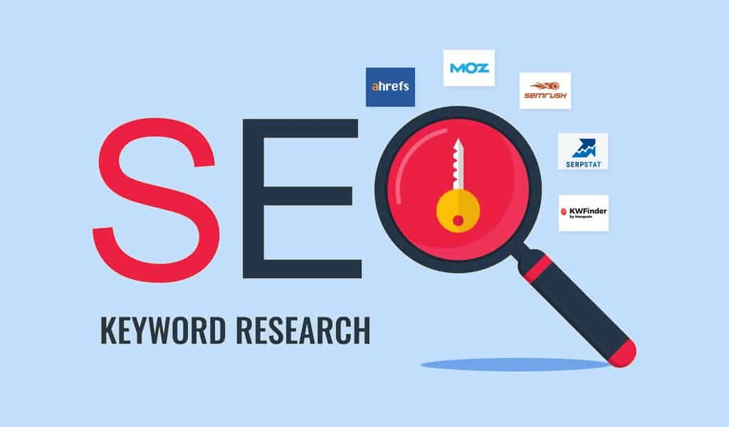 Not Using a Keyword Research Tool
