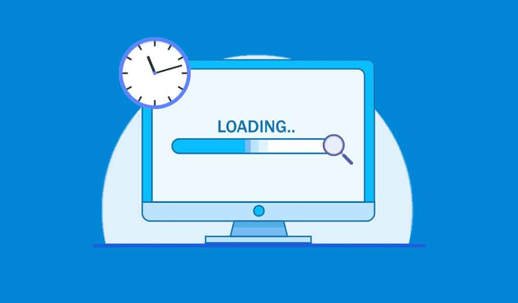 Slow Loading Time