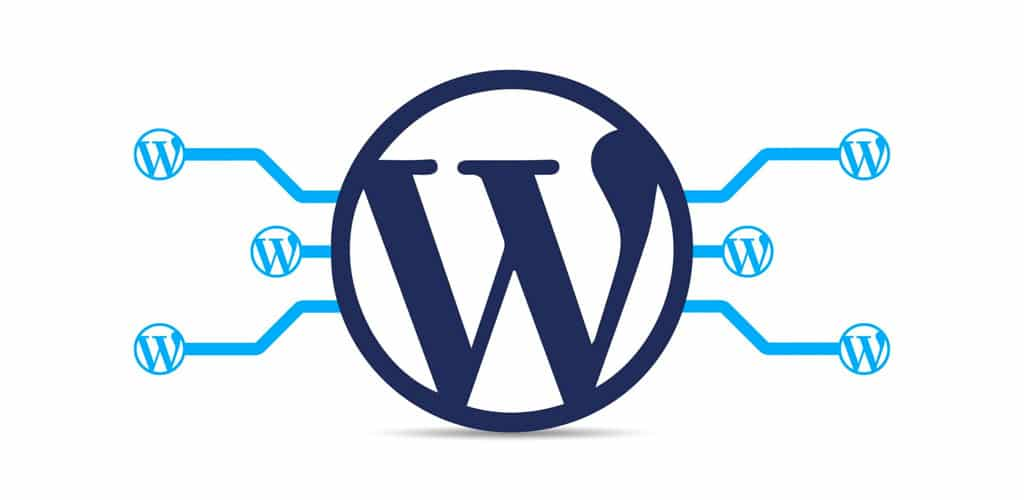How to enable the WordPress multisite network